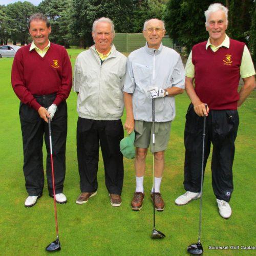 Robin Griffiths & Bob Acland v Mike Rawlinson & Ken Grout