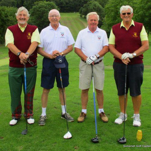Rob Ford & Mike Usher-Clark v John Chillington & Stuart Mann