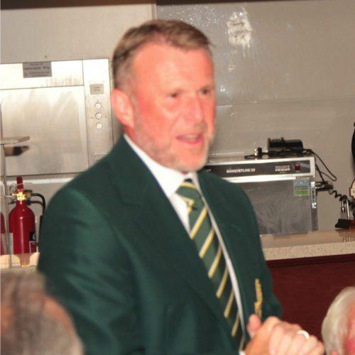 Mark Woods, Current Burnham Captain