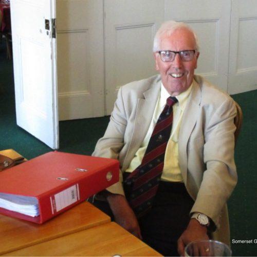 Bob Knight - SWGCMA Fixture Secretary