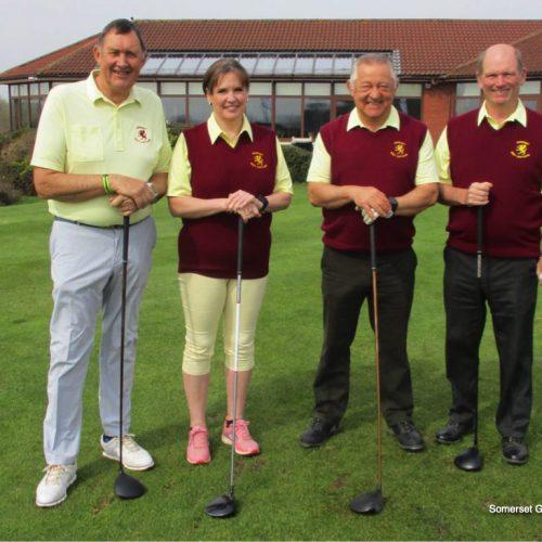 Match 10:Geoff Rooke,Justine Ison,Richard Clist,Graham Salway