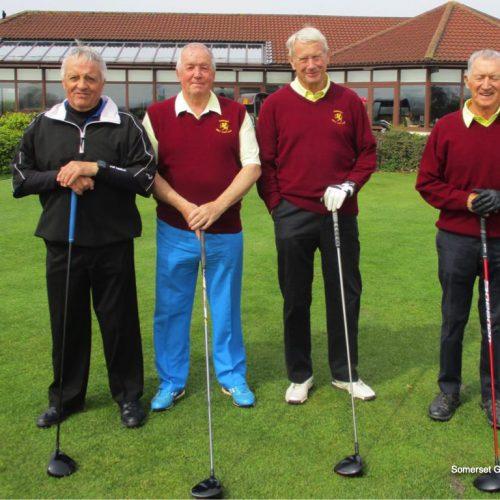 Match 14:Philip Bowden,Douglas Hayhoe,Mike Parker,Ian Suttle
