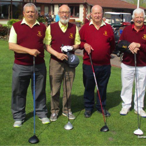Match 21:Nick Prince,Stuart Mason,John Littlewood,Peter Swann