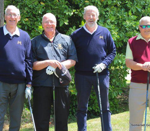 Match Seven. Rob Hirons & Nick Prince v Trevor Tye & Dave Yabsley