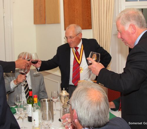 A toast to Surrey
