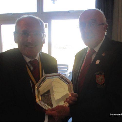 Somerset retain the Mercliffe salver