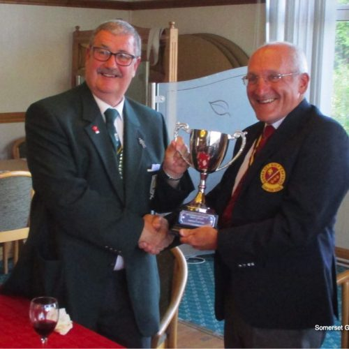 ...Gwent retain the trophy!