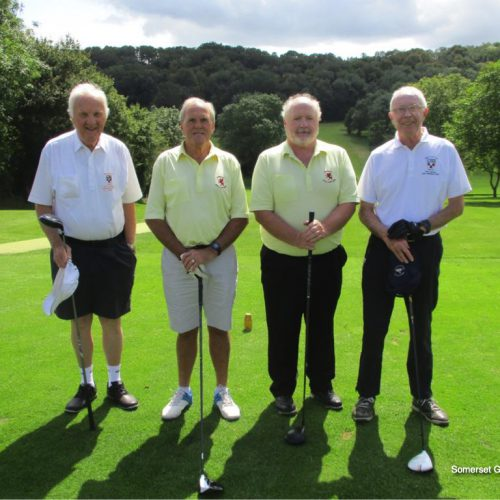 Glyn Sewell & Richard Dore vs John Chillington & Richard Booth