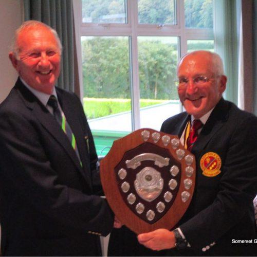 Wells retain the trophy
