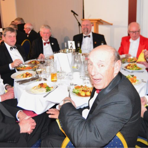 The Secretaries' Table