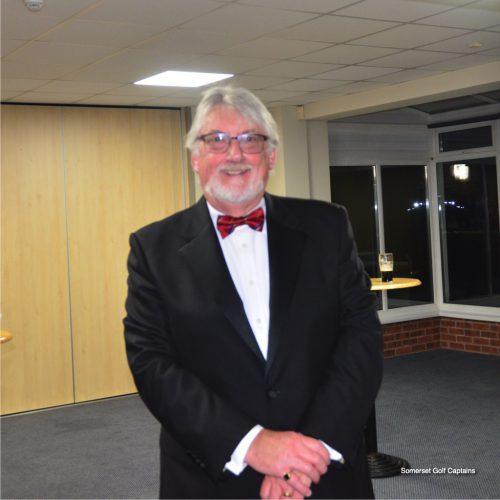 President Mike Usher-Clark