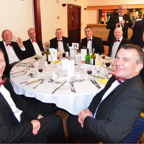 Burnham & Berrow, and Weston-Super-Mare Captains