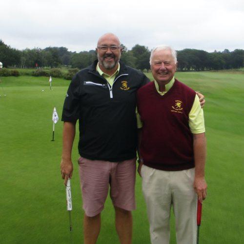 Somerset 1: Stephen Butterfield & Andy Carter