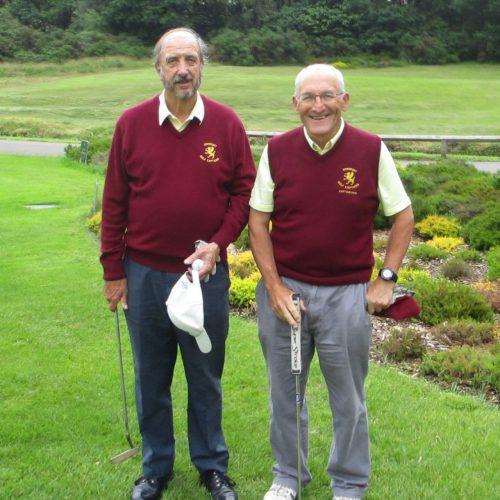 Somerset 2: Paul Hucker & John Beer