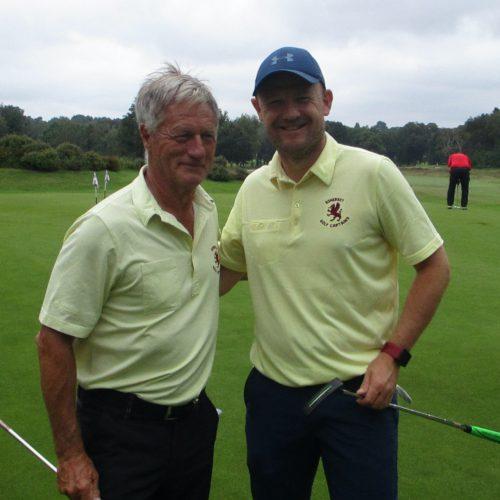 Somerset 3: Mike Rossiter & Paul Wills