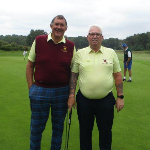 Somerset 5:Geoff Rooke & Michael Bovingdon