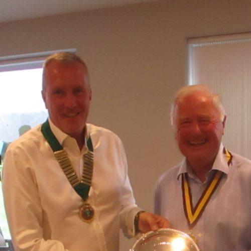 Captain Alan Bishop & Stephen Butterfield