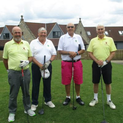 Match 5: Murray Parsons & Bob Acland