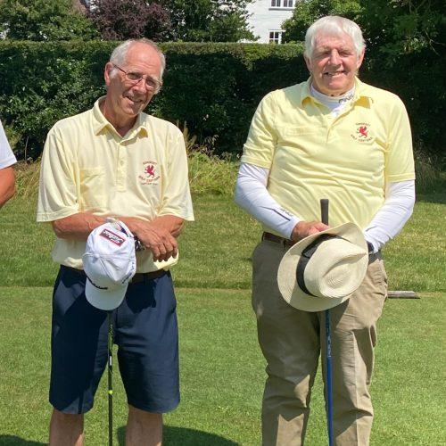 Colin Davies & Harold Lidbitter